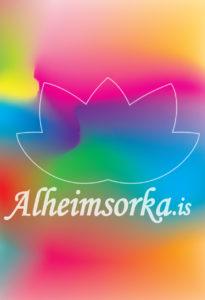 alheimsorku spilin, íslensk tarot spil með íslenskum leiðbeiningum