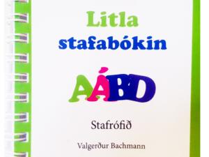 Litla stafabókin, valgerður bachmann