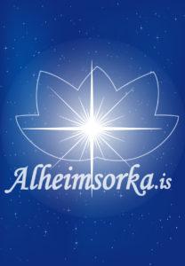 alheimsorku spilin, tarot spil með íslenskum leiðbeiningum